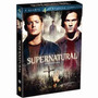 Supernatural 4° Temporada Completa - Box 6 Dvd - Novo