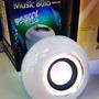 Lâmpada Led Music Bulb Bluetooth Bulbo Rgbw Festa Quarto Dj