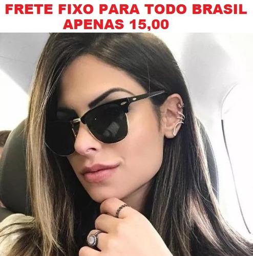 15512e1626971 Oculos De Sol Feminino Estilo Gatinho Barato Retrô Blogueira