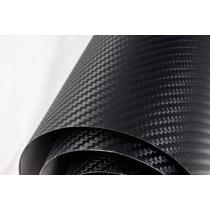 Adesivo Fibra De Carbono 2x1,22 Para Envelopamento Imprimax