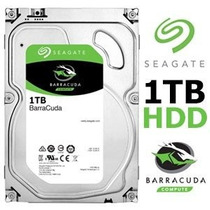 Hd 1tb Barracuda Sata 3,5 Seagate Interno Pc E Dvr Desktop