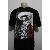 Camiseta Rap Power Emiliano Zapata Chicano Crazzy Store