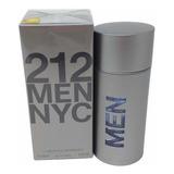 212 Men Nyc 200ml Eau De Toilette +amostra Brinde