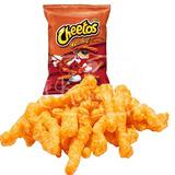 Salgadinhos Importados Eua Cheetos Crunchy Queijo Crocante