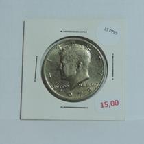Moeda Eua Half Dollar 1972 Kennedy - Lt0795