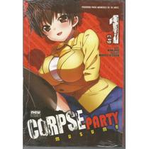 Lote Corpse Party Musume 01 02 03 Gibiteria Bonellihq Cx08