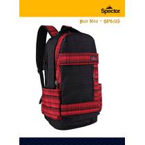 Mochila Spector Escolar Super Resistente Notebook 15