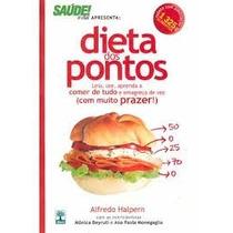 Livro Dieta Dos Pontos Alfredo Halpern Leia=use=aprenda A