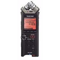 Gravador De Audio Digital Tascam Dr-22wl Com Wifi
