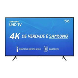 Smart Tv 4k Samsung 58 Visual Livres Hdr Un58ru7100gxzd