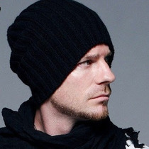 Touca De Lã Gorro Toca Beanie Unissex Zac Efron Beckham