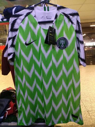 Camisa Nigeria Copa 2018 Oficial Novas A Pronta Entrega. R  140 2c50424350bca