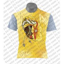 Camiseta Orixás - Oxum