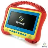 Dvd Portátil Infantil Tectoy Kids K3001 Com Suporte De Carro