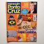 Revista Manequim Ponto Cruz Copa & Cozinha Roupas Nº66