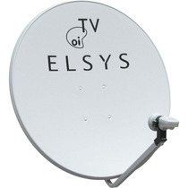 Antena 60cm Oi Tv Livre Hd+lnb E 20mts De Cabo