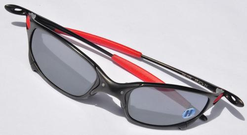 5d9499486 Óculos Oakley Juliet Ducati Carbon Black 04-159 X-metal