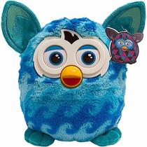 Pelúcia Furby Boom Não Interativo Azul 25 Cm Novo Hasbro