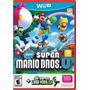 New Super Mario Bros. U + New Super Luigi U - Pronta Entrega