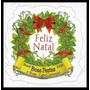 2009 - Selo Natal - Guirlanda (c2917) Mnh