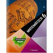 Projeto Araribá Plus - Matemática 6 - 4ª Ed. 2014