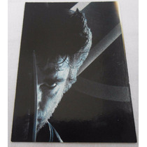 X-men Movie Promo Card X1 Of 4 Wolverine Hugh Jackman 2000