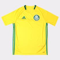 Busca Camisetas Palmeiras Treino Verde amarela com os melhores ... 8b47623c38a30