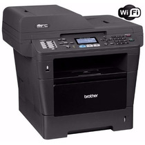 Multifuncional Brother Mfc 8912 Dw C/ Toner Para 12.000 Pgs