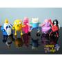 Coleção Hora De Aventura Cartoon Network Mc Donalds