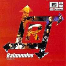 Cd Raimundos - Mtv Ao Vivo Vol. 1 (922394)