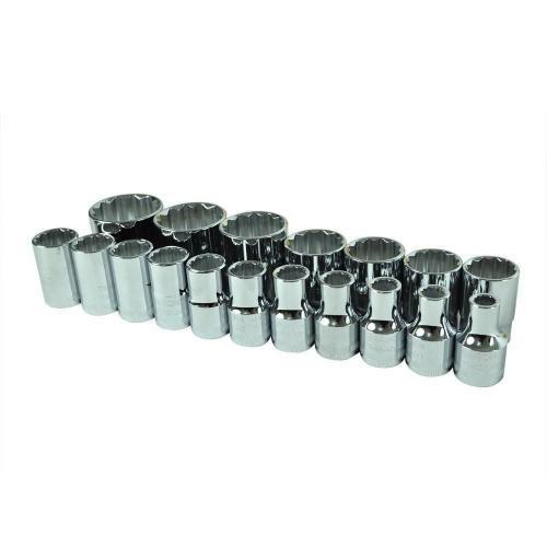 Jogo De Soquete 8-32mm 22pçs Tramontina   Alicate Universal