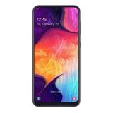 Celular Samsung A50 Preto 64gb 6.4'' 4gb Ram 25mp Dual Chip