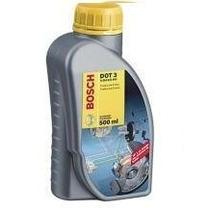 Fluido Freio Bosch Dot3 Caixa Com 20 Unidades De 500ml