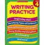 Livro Em Inglês - 4th Grade - Writing Practice