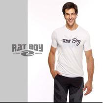 Camiseta Masculina Rat Boy - Branca