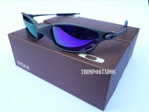 d2f68ce3d06a8 Óculos Oakley Jupiter Carbon 100% Polarizado Dia Dos Pais São Paulo. R   1000. 0 vendidos. Óculos Oakley Juliet Double Xx Penny 24k Romeo2 Mars  Madman