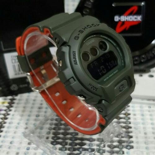 e0f58c3a2f5 Relógio Casio G Shock Dw-6900lu-3dr Verde Original à venda em ...
