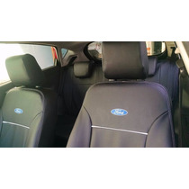 Capas De Bancos Couro Sintético P/ Ford New Fiesta