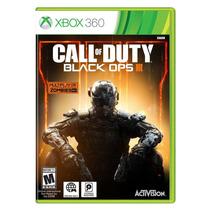 Xbox 360 Call Of Duty: Black Ops 3 Mídia Física Em Português