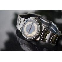 Omega Seamaster Dynamic Vintage Aço Um Charme De Relógio.