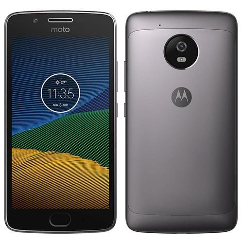Smartphone Motorola Moto G5, Dual Chip, Platinum, 4g+wifi
