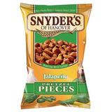 Salgadinhos Importados - Snyder's Hanover Jalapeño Pretzels