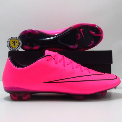 5a9faf34a96f3 Chuteira Campo Nike Mercurial Vapor Fg Pro 100% Original R$699 kuzNZ ...