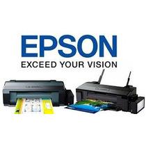 Impressora Epson L1300 A3 + Tanque + 500ml Tint Sublimática