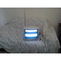 Antigo E Rara Tv E Monitor - Msx - Commodore - Tk 90x