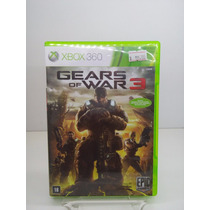 Gears Of War 3 Usado ( Xbox 360 )