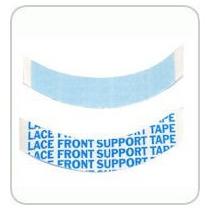 Fita Adesiva Para Lace Protese Curvada Azul - 36 Unidades