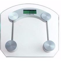 Balança Digital Banheiro 180 Kg Vidro Temperado