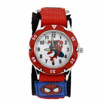 Relógio Infantil Do Homem Aranha - Analógico