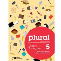 Livro Coleção Plural Lingua Portuguêsa 5 Ed: Saraiva